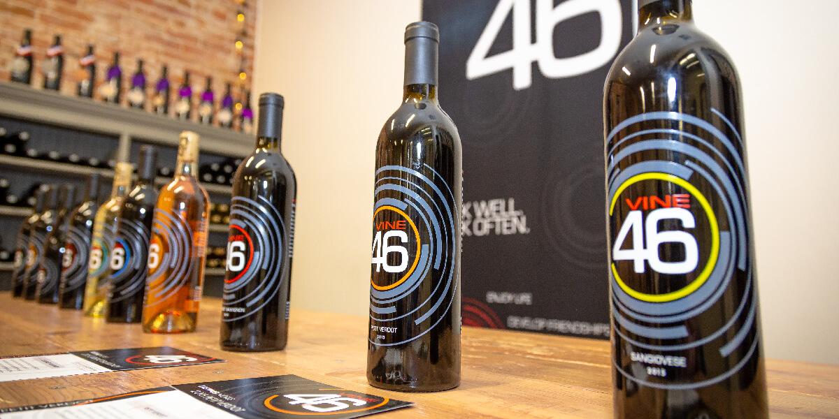 Lewis-Clark Valley Wine at Vine 46